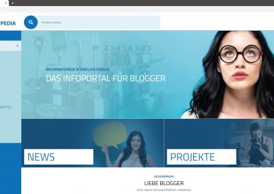 Bloggerpedia