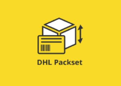 DHL Packset App
